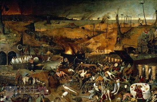 盘点人类历史上最严重的十大瘟疫,实在太悲惨了