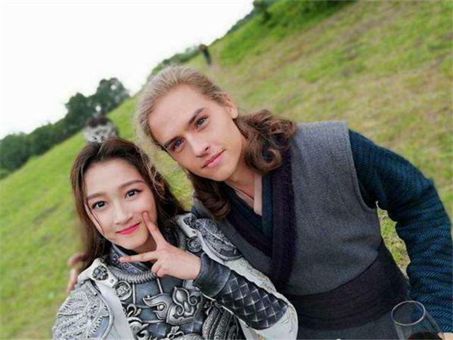 关晓彤出演电影《图兰朵》,国际女神苏菲·玛索都是她的配角!