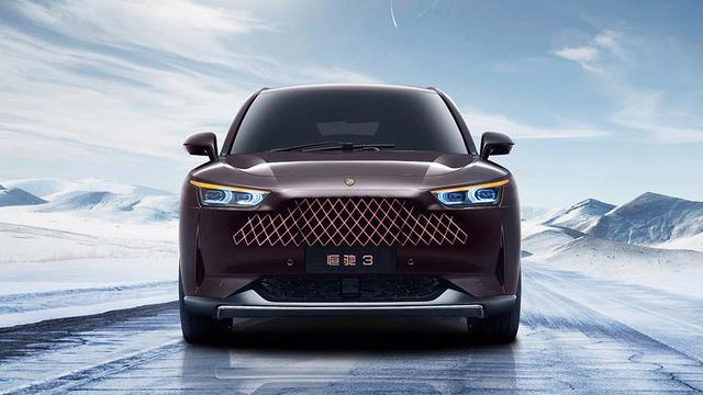 逆袭特斯拉、做全球新能源车老大!许家印一口气发布6款新车