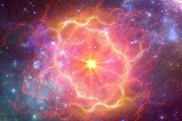 新型超新星爆炸后飞掠银河系-第3张图片-IT新视野