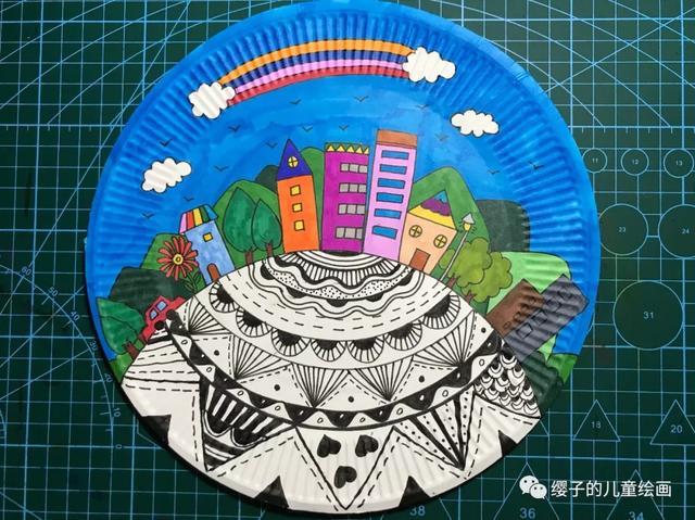 """""""保护地球,爱护家园""""——太平小学绘画创作展"""