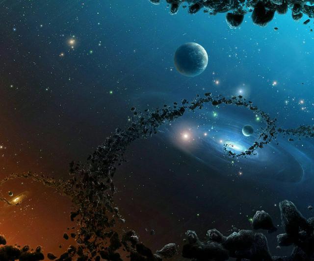 与其它宇宙模型相比,它能说明较多的观测事实