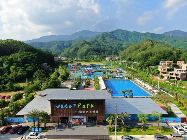 13000平水上乐园,孩子3天3夜玩不腻,惠州这家亲子酒店太好玩