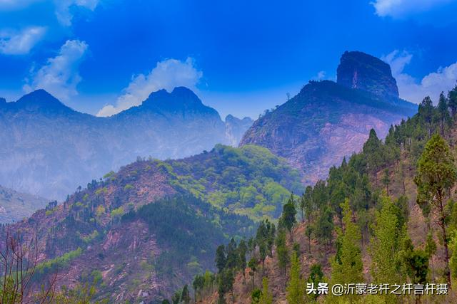 郭亮村风景