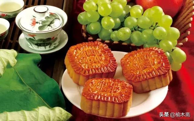 中秋吃月饼,谁还记得月饼模子?
