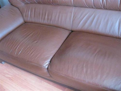 包沙发翻新旧沙发图片