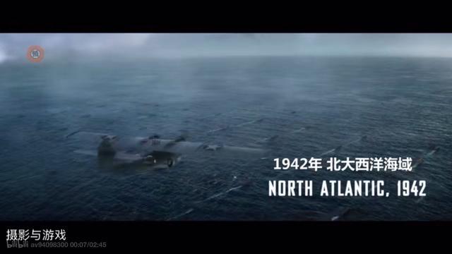 """最新战舰电影反潜""""灰猎犬号""""—汤姆·汉克斯"""