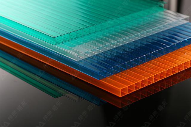 阳光板大棚好不好?上海绿澳:PC阳光板为何在农业温室领域称霸
