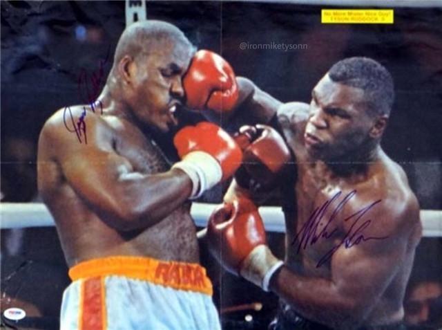 他曾经辱骂拳王泰森是黑猩猩,被泰森当街打断了肋骨和鼻梁骨