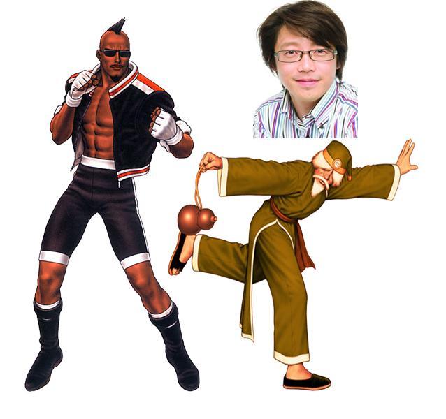谁也不会想到,《拳皇》哈迪伦、卢卡尔、ZERO和柴舟是同一个声优