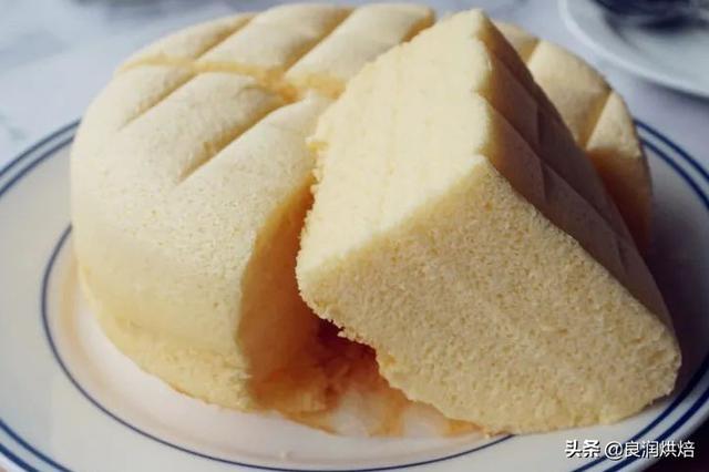 电饭锅蛋糕失败图片