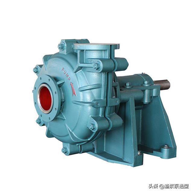 矿渣渣浆泵怎么保养?