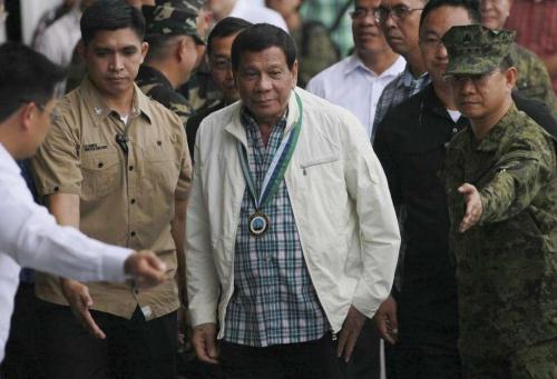 面对美澳盛情相邀,菲律宾总统下令:不得参与任何有关南海军演