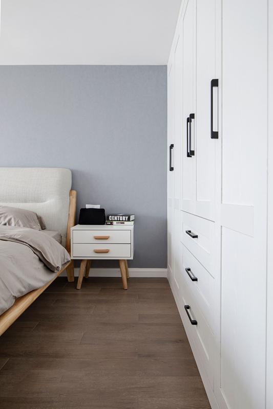 14个不同风格卧室衣柜搭配参考