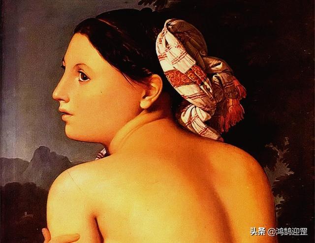 西方油画中的女人