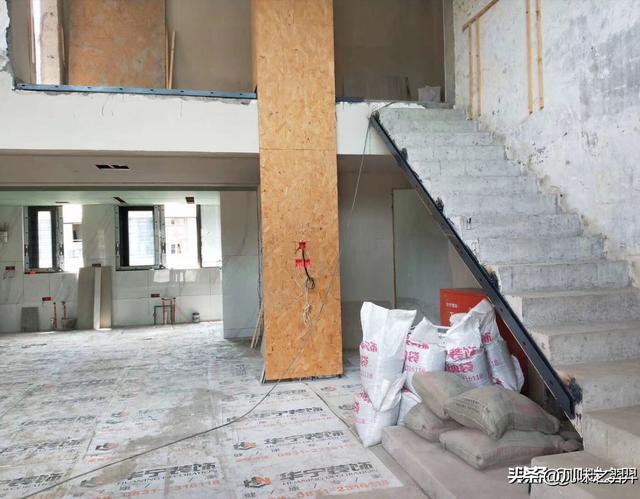 大理石室内楼梯扶手
