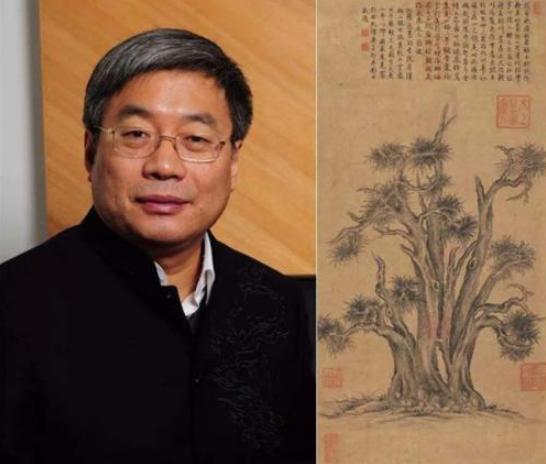 """骗子和专家区别,以17万""""骗画"""",再转手卖8700万的鉴宝专家刘岩"""
