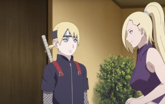 博人传:同样是当妈的人,井野身材越来越好,雏田却惨变平板