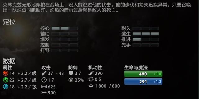 DOTA2英雄攻略——冲击6000分,反复横跳小骷髅