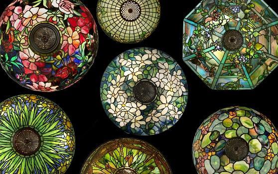 嵌花玻璃的璀璨美学