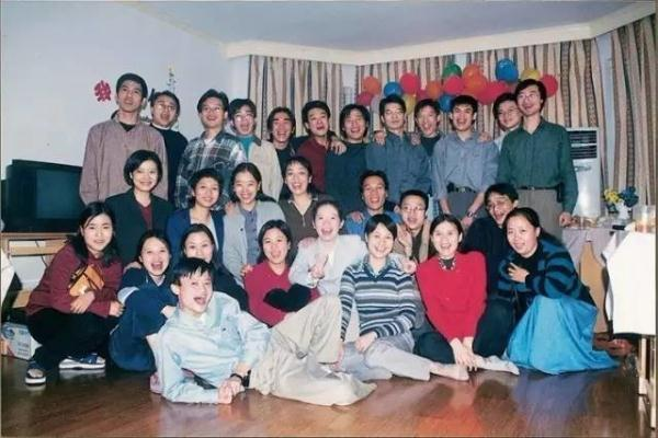 马云创业成功团队图片