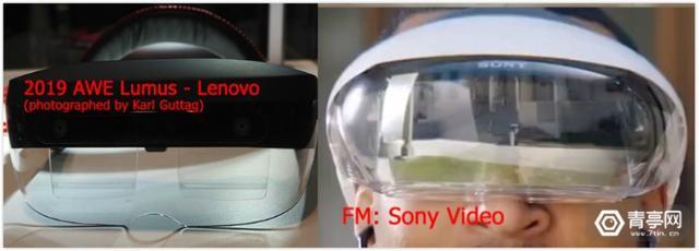 深挖索尼新款AR头显:光学方案解析