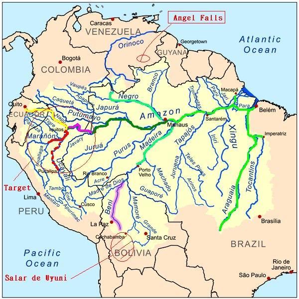 亚马逊30米长的巨森蚺