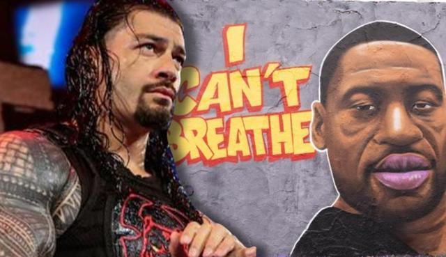 WWE2K20,罗曼雷恩斯vs强森,巨石强森擂台惨遭表弟... -bilibili