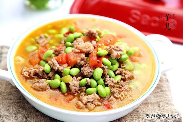 青豆玉米粒胡萝卜怎么做好吃