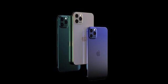 命名基本确认,苹果iPhone12全系将有6个版本,下半年华为压力大