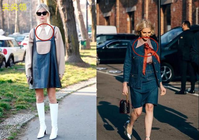 """穿衣时不会选领口?从3种不同的脸型讲述它们的挑选""""绝活"""""""