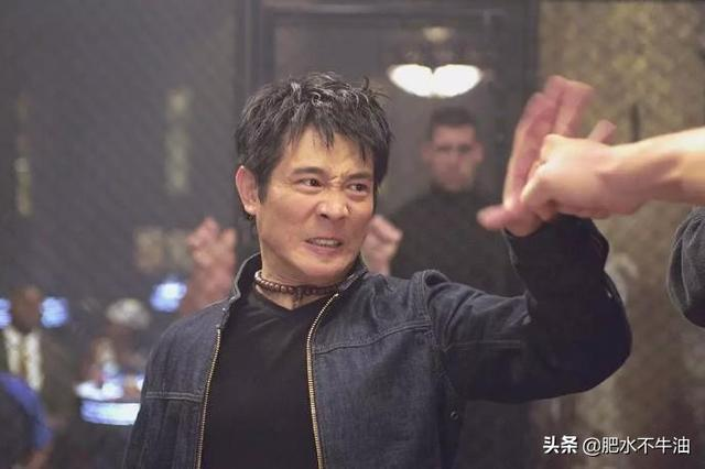 李连杰较冷门的6部电影,居然有几部没看过