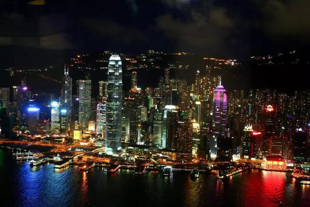香港良民证样本图片
