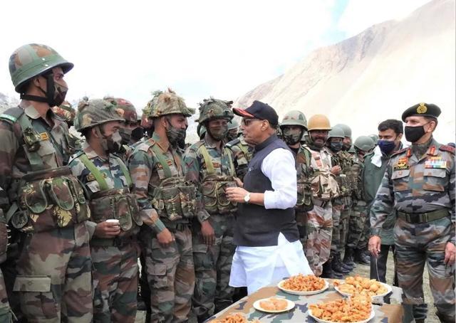 耗不起!3.5万印军和上百架战机将被钉在拉达克,担忧被中国拖垮