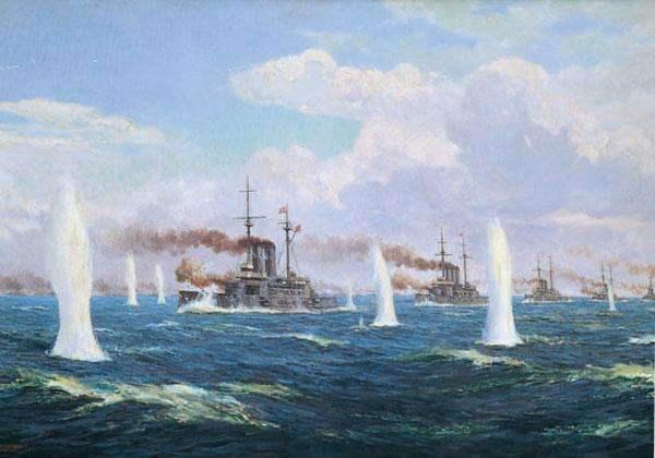 日本帝国覆灭记之日本航母舰队覆灭记(下)120902