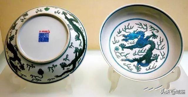 清朝瓷器底款