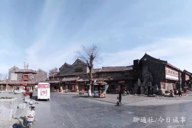 山东聊城:古城区车辆限行商户生意遇冷,步行街多项举措聚人气
