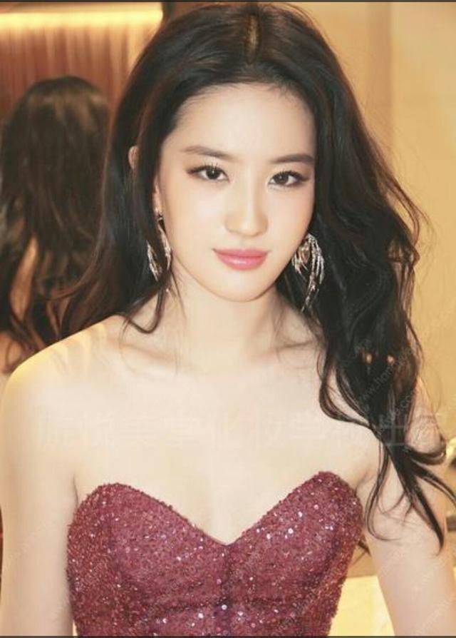 """入围全中国""""最漂亮""""的10大美女明星,不知谁是你心中的女神?"""