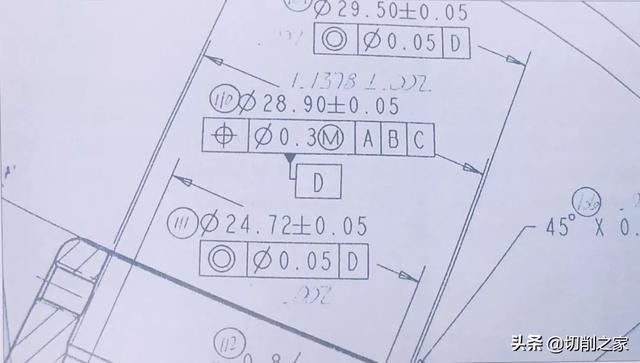 同轴度测量方法图解