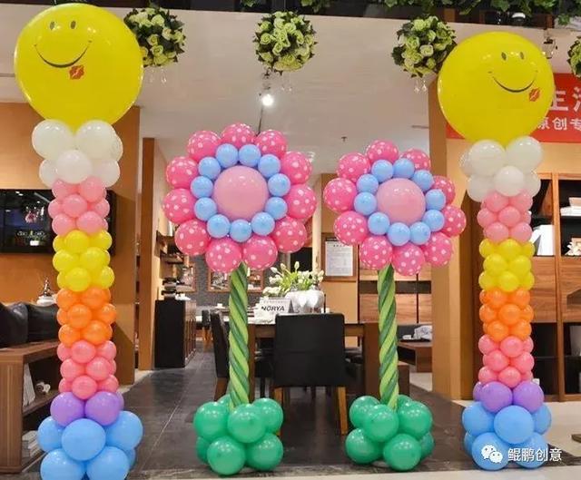 圣诞气球圣诞节装饰场景布置店面布置创意店铺背景墙节... -京东