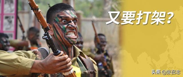 中国俘虏印度士兵
