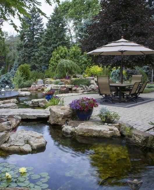 乡间庭院这样设计,不输美墅豪宅