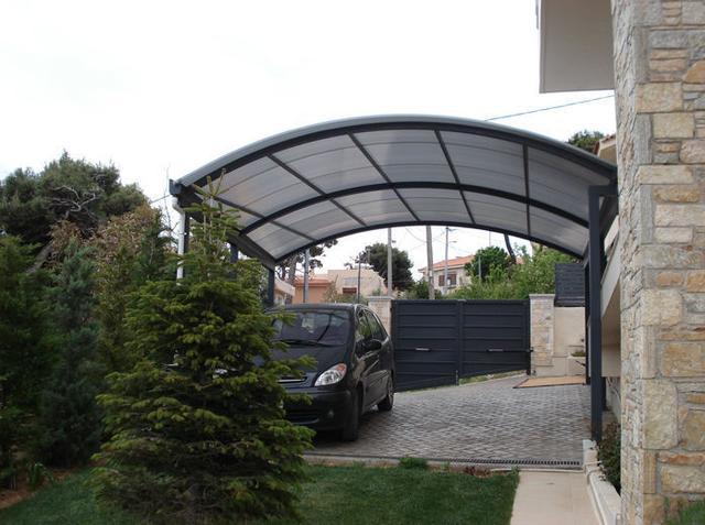 家里的露台顶棚装阳光板好吗?