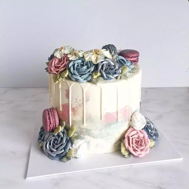 66款流行私房蛋糕!想要蛋糕賣的火,款式一定不能輸