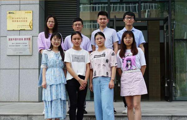 武汉dafa娱乐科技大学一本科生发表2篇SCI论文,保研中国科学院大学