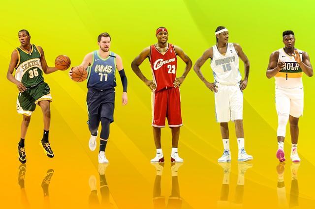 不到20歲就場均20分,NBA僅5人做到!未來誰能成為詹姆斯的接班人?