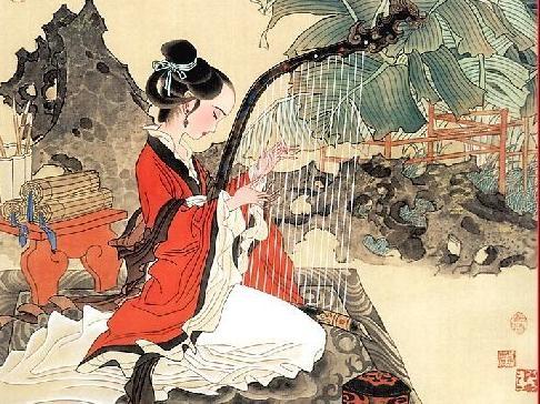 一顾倾人国——汉朝女子服饰的特点和样式