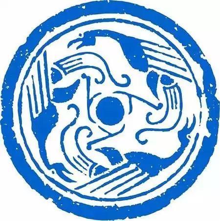 寿字纹滴水瓦当