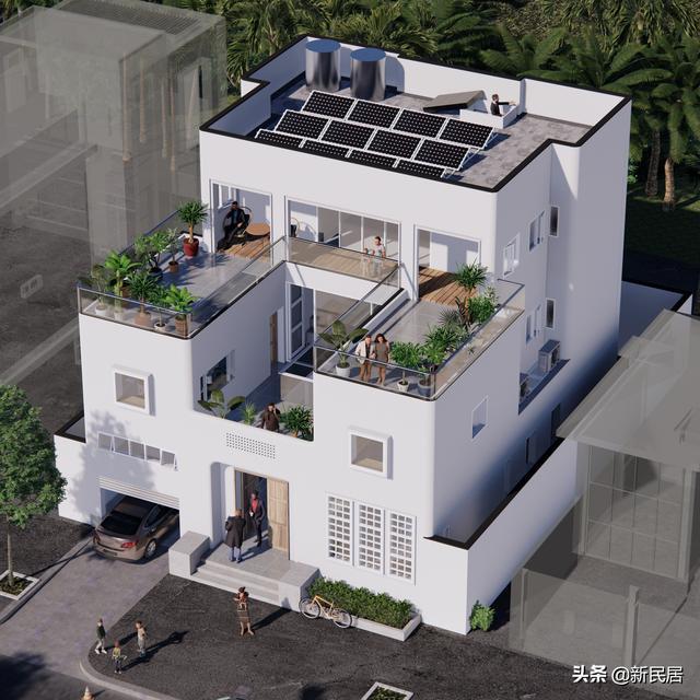 房子内天井设计图片