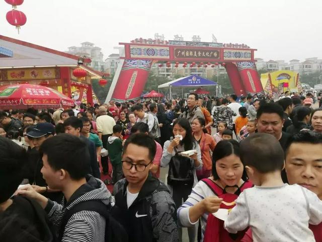 番禺钟村雄峰商城图片